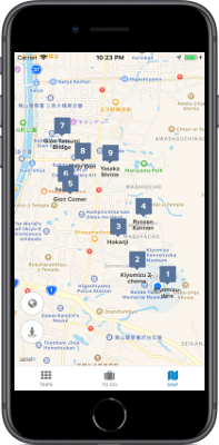 travel itinerary planner travaa