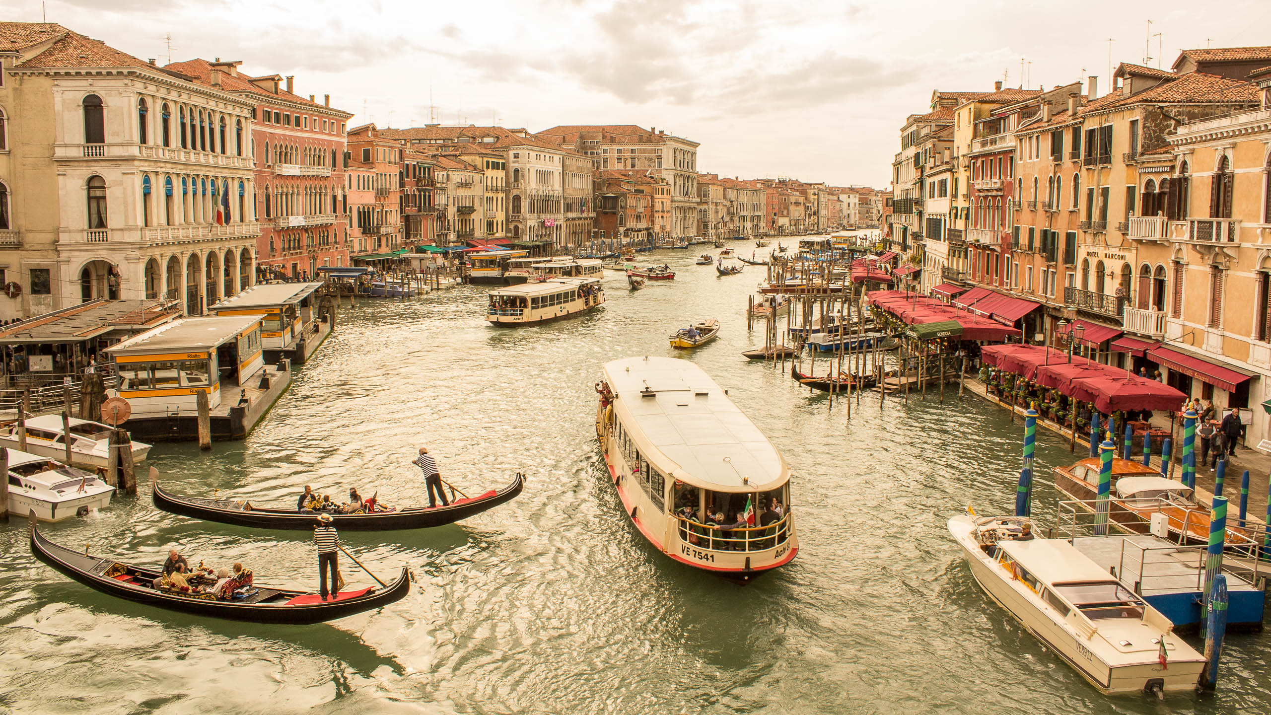 Photo of The Grand Canal, Venice